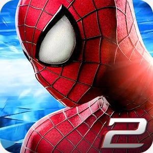 Скачать бесплатно игры для телефона, Скачать The Amazing Spider-Man 2 / Новый Человек-паук 2