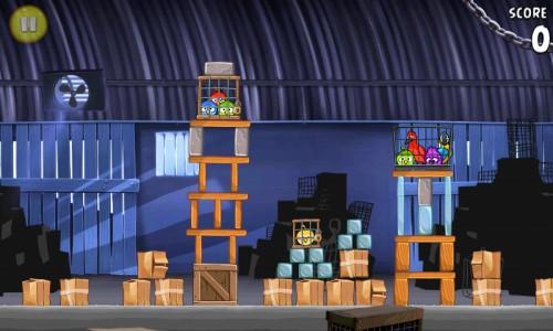 Скачать бесплатно игры для телефона, Скачать Angry Birds Rio