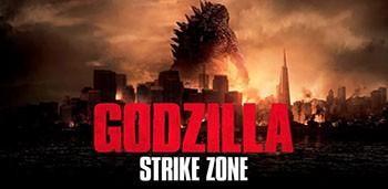 Скачать бесплатно игры для телефона, Скачать Godzilla: Strike Zone (Годзила)