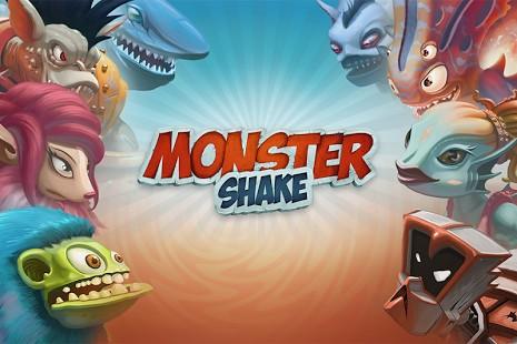 Скачать бесплатно игры для телефона, Скачать Monster Shake