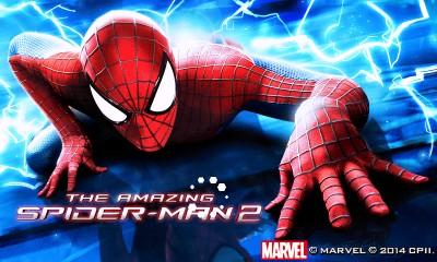 Скачать бесплатно игры для телефона, Скачать Новый Человек-Паук 2