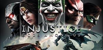 Скачать бесплатно игры для телефона, Скачать Injustice: Gods Among Us