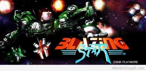Скачать бесплатно игры для телефона, Скачать BLAZING STAR