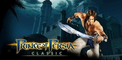 Скачать бесплатно игры для телефона, Скачать Prince of Persia Classic