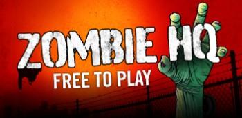 Скачать бесплатно игры для телефона, Скачать Zombie HQ