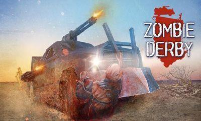 Скачать бесплатно игры для телефона, Скачать Zombie derby