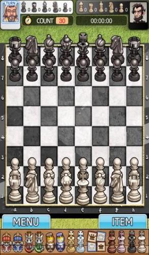Скачать бесплатно игры для телефона, Скачать Шахматы