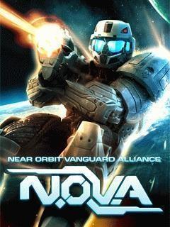 Скачать бесплатно игры для телефона, Скачать Nova