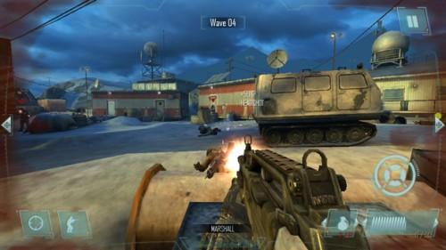 Скачать бесплатно игры для телефона, Скачать Call of Duty: Strike Team