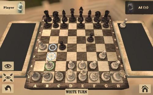Скачать бесплатно игры для телефона, Скачать Шахматы: 3D Фьюжин
