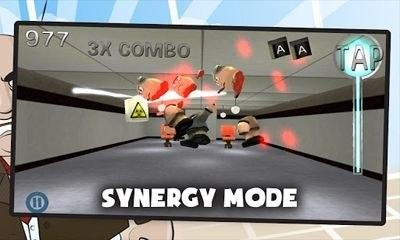 Скачать бесплатно игры для телефона, Скачать Synergy Blade