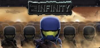 Скачать бесплатно игры для телефона, Скачать Call of Mini Infinity