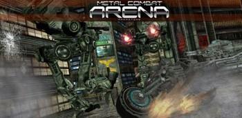Скачать бесплатно игры для телефона, Скачать Metal Combat Arena