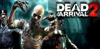 Скачать бесплатно игры для телефона, Скачать Dead on Arrival 2