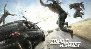 Скачать бесплатно игры для телефона, Скачать Zombie Highway