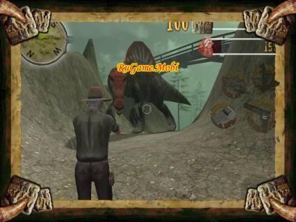 Скачать бесплатно игры для телефона, Скачать Dino Safari 2