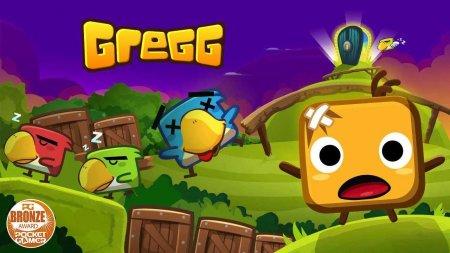 Скачать бесплатно игры для телефона, Скачать Gregg