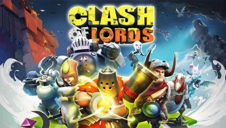 Скачать бесплатно игры для телефона, Скачать Clash of Lords