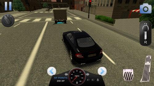 Скачать бесплатно игры для телефона, Скачать Школа вождения 3D