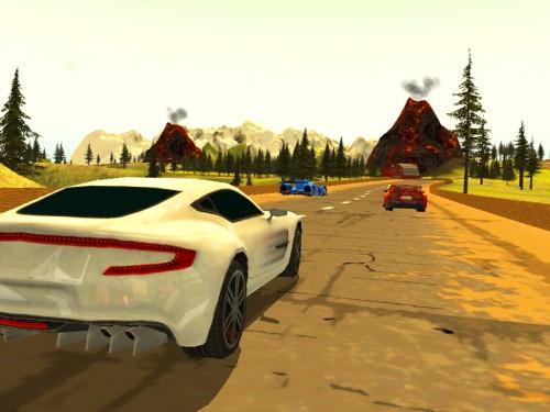 Скачать бесплатно игры для телефона, Скачать Arc Drive Extreme Drifter