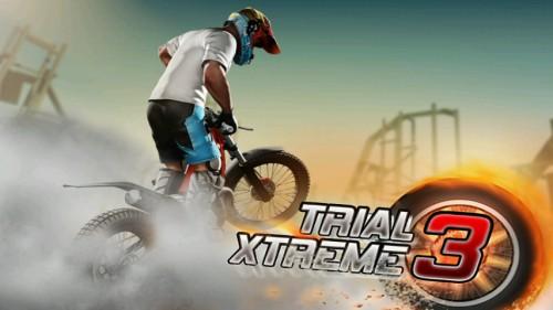 Скачать бесплатно игры для телефона, Скачать Trial Xtreme 3