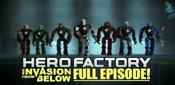 Скачать бесплатно игры для телефона, Скачать Взломанный LEGO Hero Factory Invasion Много денег