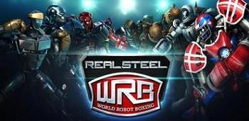 Скачать бесплатно игры для телефона, Скачать Real Steel World Robot Boxing