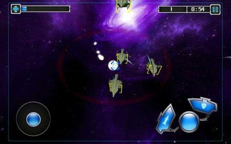 Скачать бесплатно игры для телефона, Скачать Cosmo Combat 3D