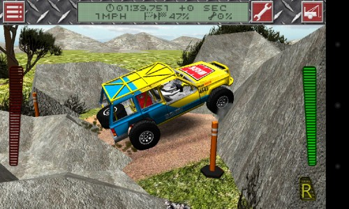 Скачать бесплатно игры для телефона, Скачать ULTRA4 Offroad Racing