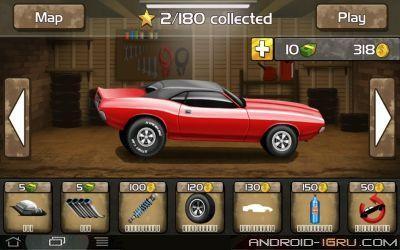 Скачать бесплатно игры для телефона, Скачать Stunt Car Challenge 2