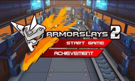 Скачать бесплатно игры для телефона, Скачать Armorslays 2