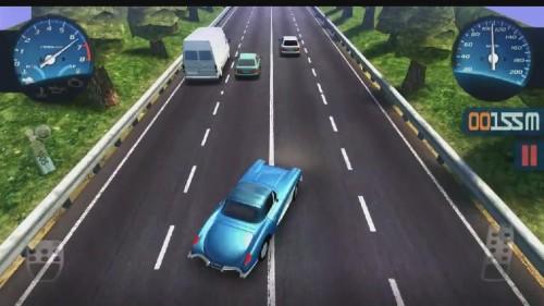 Скачать бесплатно игры для телефона, Скачать Highway Sprinter