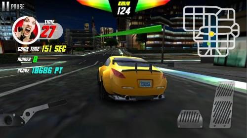 Скачать бесплатно игры для телефона, Скачать Taxi Drift