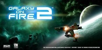 Скачать бесплатно игры для телефона, Скачать Galaxy on Fire 2 HD