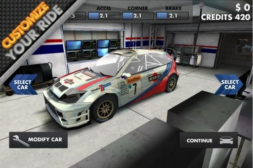 Скачать бесплатно игры для телефона, Скачать Rally Champs