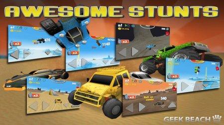 Скачать бесплатно игры для телефона, Скачать Dune Rider