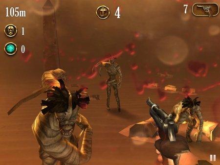 Скачать бесплатно игры для телефона, Скачать Escape from Doom