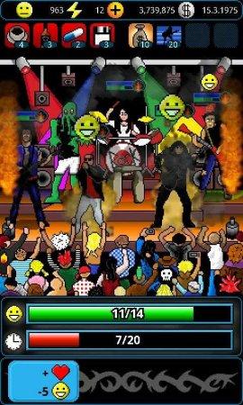Скачать бесплатно игры для телефона, Скачать A Story of a Band