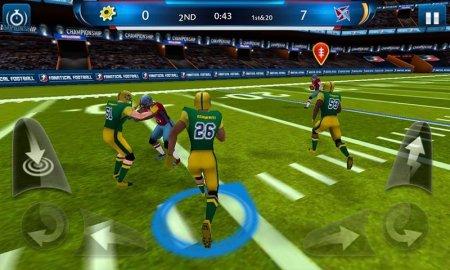 Скачать бесплатно игры для телефона, Скачать Fanatical Football
