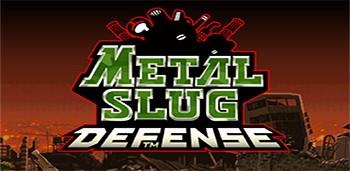 Скачать бесплатно игры для телефона, Скачать METAL SLUG DEFENSE