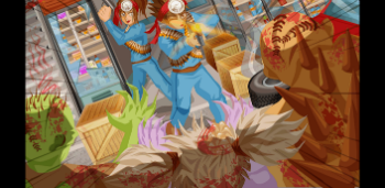 Скачать бесплатно игры для телефона, Скачать Zombie Killer HD