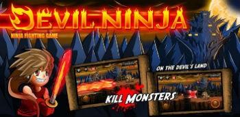 Скачать бесплатно игры для телефона, Скачать Devil Ninja2