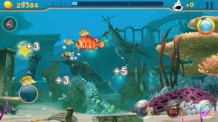 Скачать бесплатно игры для телефона, Скачать Fish Predator