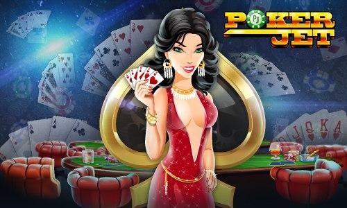 Скачать бесплатно игры для телефона, Скачать Poker Jet:Техасский Покер