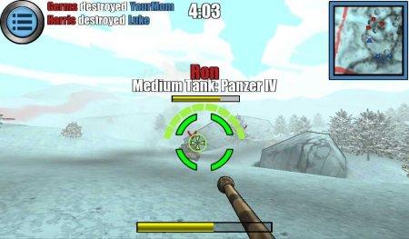 Скачать бесплатно игры для телефона, Скачать Company of Tanks