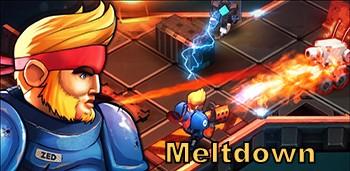 Скачать бесплатно игры для телефона, Скачать Meltdown