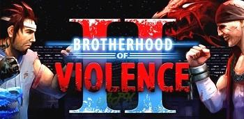 Скачать бесплатно игры для телефона, Скачать Братство насилие 2 / Brotherhood of Violence II
