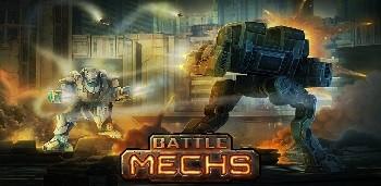 Скачать бесплатно игры для телефона, Скачать Battle Mechs