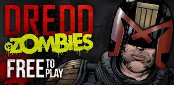 Скачать бесплатно игры для телефона, Скачать Judge Dredd vs. Zombies