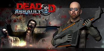 Скачать бесплатно игры для телефона, Скачать Dead Assault 3D